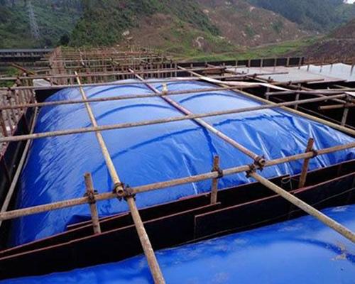 桥梁预压水袋案例