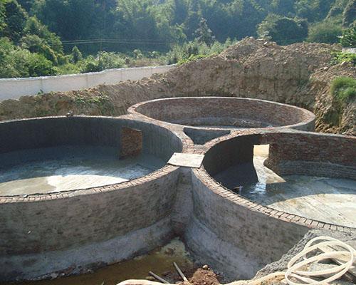 沼气池基地