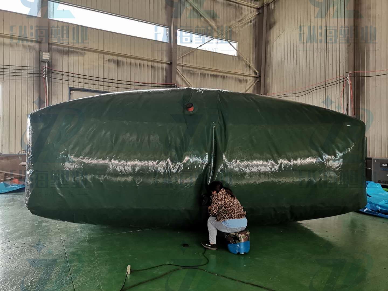 250方巨型灌溉水囊