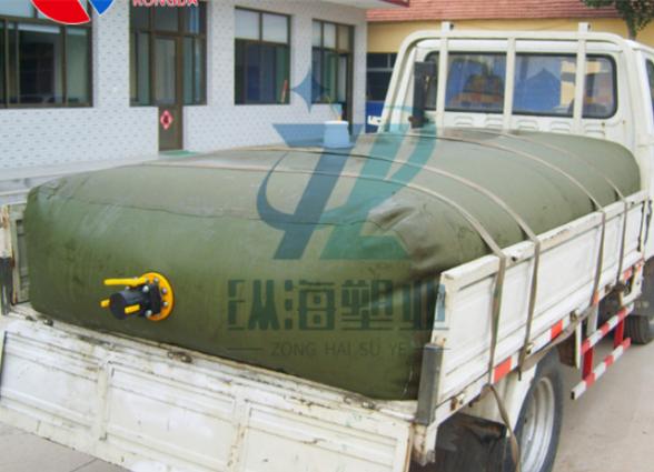 农用灌溉车载液袋
