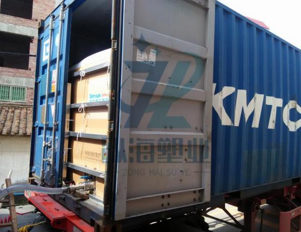 集装箱运输液袋