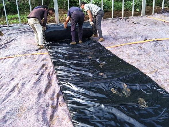 油囊可拆卸蓄水池