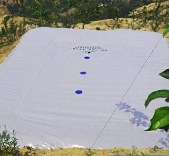纵海软体集雨水池