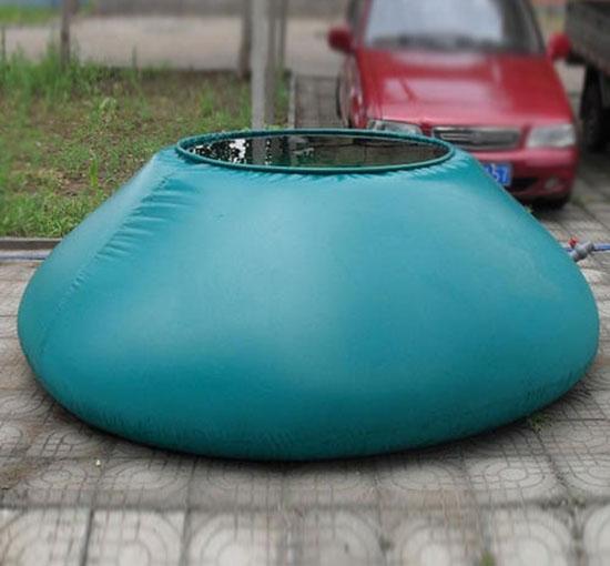 圆锥形液袋